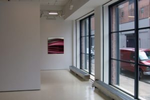 transmutation (magenta), edition 03, aluminium dibond with diasec face, gallery kashya hildebrand, new york, 2005
