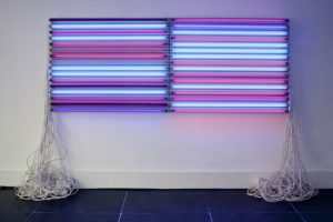 replaced, fluorescent lamps and contact breaker, 2010
