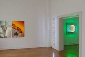 cliffs + colour code + tunnel view, galerie grazia blumberg, recklinghausen, 2010