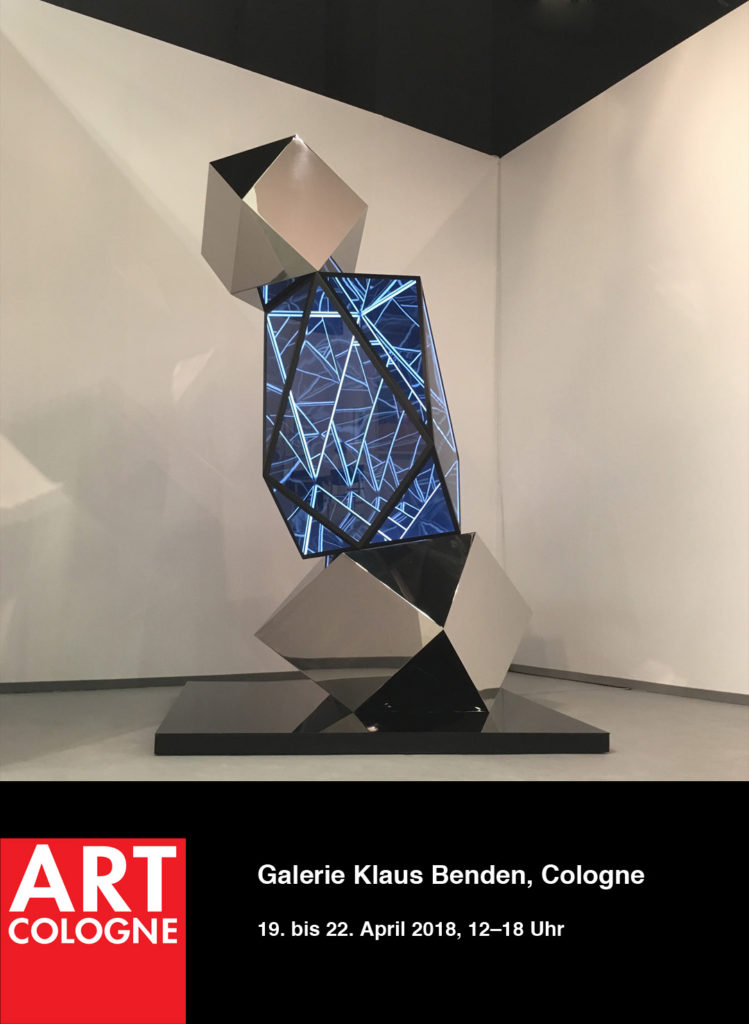 hans kotter_art Cologne 2018