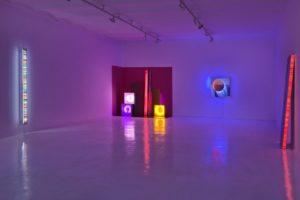 tunnel view 'down under' + twins, studio d'arte contemporanea pino casagrande, rom, 2011