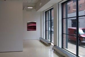 transmutation (magenta), edition 03, aluminium-dibond mit diasec face, galerie kashya hildebrand, new york, 2005