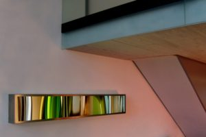 light and colour, edelstahl-leuchtkästen laserchrome grossdiapositiv, privatsammlung, zürich, 2005