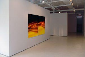 schwarz rot gold, edition 03, aluminium-dibond mit diasec face, gallery kashya hildebrand, new york, 2005