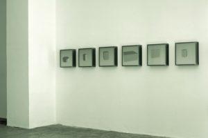 stillleben, offsetfilm und plexiglas, 1999