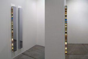 twin, chrom-leuchtkästen mit dia, patrick heide contemporary art, london, 2006